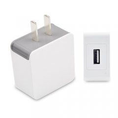 Compact AC Charger & Travel Charger in 2.4A