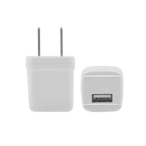 1A Single USB AC Charger -- UL Certificated