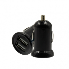 2.1A Dual USB Mini Car Charger