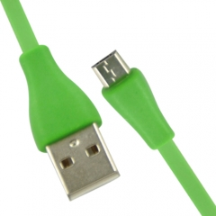 Ultra Flexible Flat Micro USB Cable