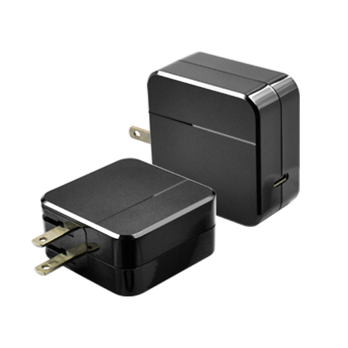 45W USB Type-C Power Delivery Travel Charger