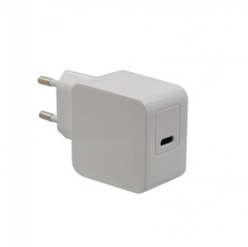 Universal USB-C PD 18 W Wall Charger for Fast Charge